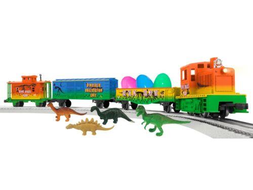 Lionel Trains Dinosaur Diesel Lionchief Remote Set