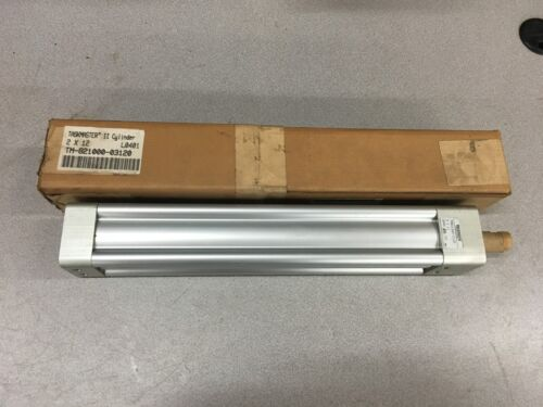 NEW IN BOX REXROTH TASKMASTER PNEUMATIC CYLINDER TM821000-3120