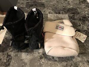 NEW Medium Stonz Baby/Toddler Winter Boots