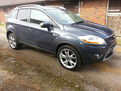 2012 FORD KUGA 20 TDCI AUTO breaking full car all parts available 1 wheel bolt