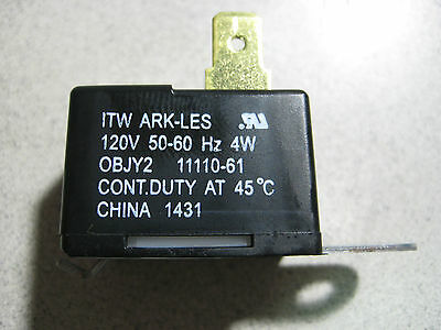 Itw Ark-les 11110-61 120v 4w Objy2 Buzzer New. Free Shipping