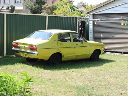 1974 Datsun 120Y Sedan Canley Vale Fairfield Area Preview