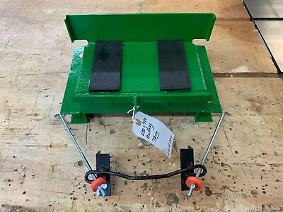 John Deere 650 750 Tractor Battery Tray With Clamps