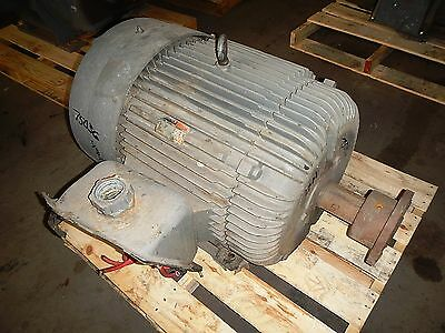 100 Hp Reliance Electric Motor 1200 Rpm 444t Frame Tefc 230460 V 1.15 S.f.
