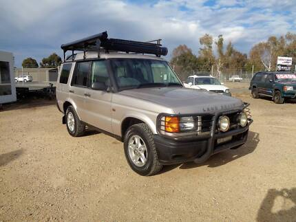 2001 Land Rover Discovery  TD5 Wagon