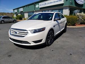 2018 Ford Taurus Limited NAVIGATION/COOLED AND HEATED SEATS/L...