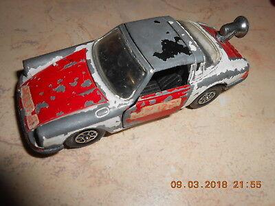 Modell Auto  Metall alt  Fa. Corgi Whizzwheels Porsche Targa 911S Rijkspolitie, gebraucht gebraucht kaufen  Ingolstadt