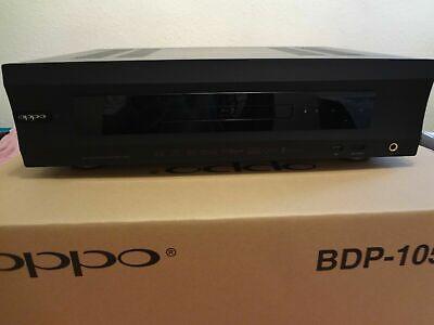Lettore blu ray OPPO BDP-105EU 3D 4K