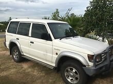1999 Mitsubishi Pajero Wagon New Beith Logan Area Preview