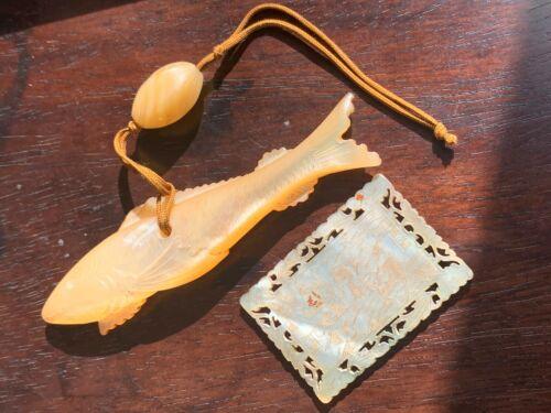 Vintage  Tridacna Pieces