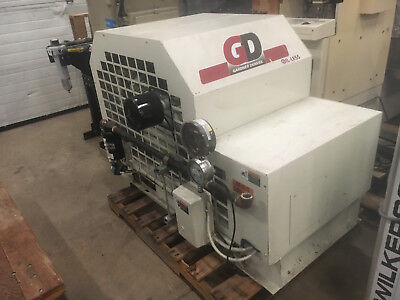 Gardner Denver 7.5hp Air Compressor Vtr20a