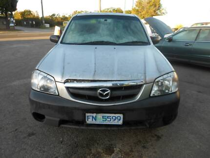 MAZDA TRIBUTE WAGON 2003 WRECKING VEHICLE S/N V6847 Campbelltown Campbelltown Area Preview