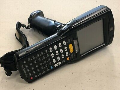 Motorola Mc3190-gl4h04e0a Windows Handheld Touch Screen Computer And Scanner