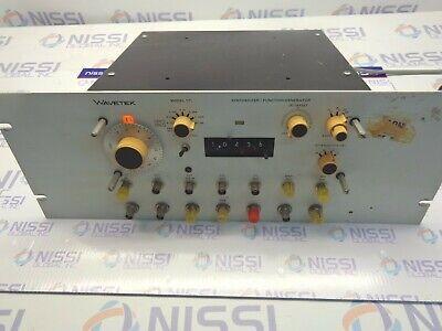 Wavetek 171 Synthesizerfunction Generator