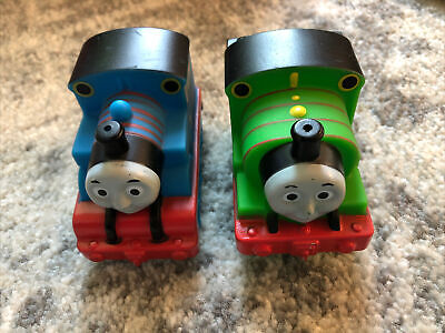 Thomas The Tank Engine Set Of 2 Bath Pool Water Toys Squeeze