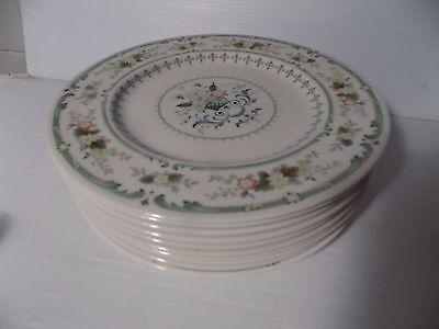 30 pc. set of King Doulton Provencal Tc-1034 china/dinnerware