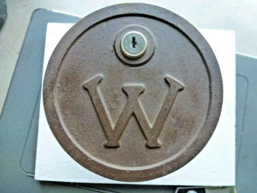 1934 Wurlitzer Model  P-12 Cashbox With Original Lock ! ! !