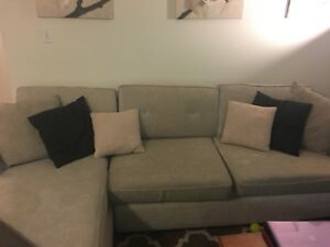 Sectional for sale AS IS -$150 obo