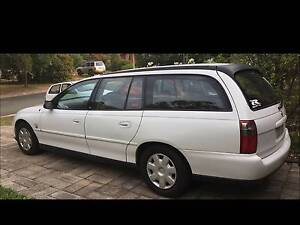 2002 Holden Commodore Wagon Kingston South Canberra Preview