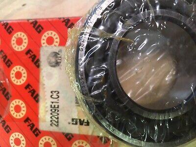 22209e1c3 Fag New Spherical Roller Bearing
