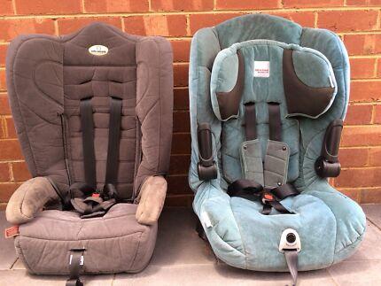 Car seats x2