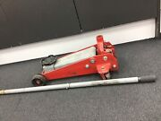 Hydraulic Trolley Jack #104341 Birkenhead Port Adelaide Area Preview