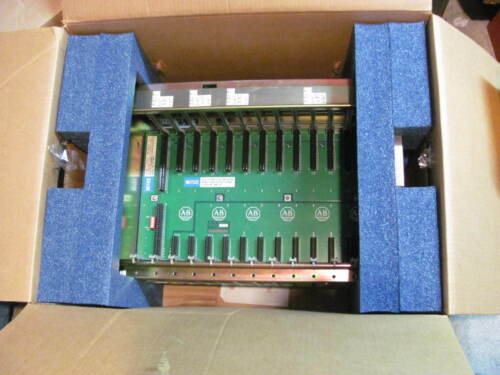 Allen Bradley, PLC-5, I/O Chassis/Rack, 1771-A3B, SER B, 12-Slot, Reconditioned