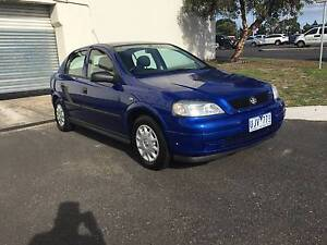 2005 HOLDEN ASTRA AUTO REGO & RWC *** 1 YEAR FREE WARRANTY*** Lilydale Yarra Ranges Preview