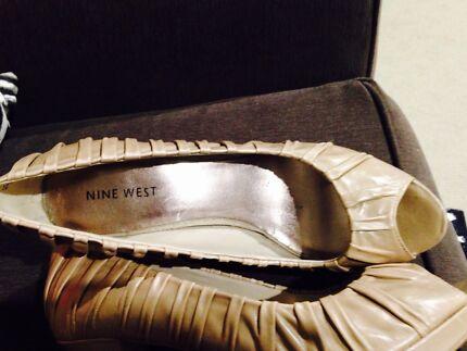 Nine West shoes- size 7 Bilinga Gold Coast South Preview