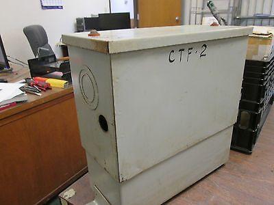 Fpe Cornell Dubilier Power Capacitor Icc1005f33 5kvar 480v 3ph 60hz Used