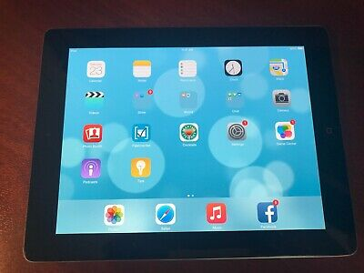 "Apple iPad 2 16GB Wi-Fi 9.7"" Tablet - Black"