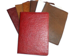 Leather-Diary-Sleeve-Journal-Book-Case-Cover-Album-A5-Note-book-LOTHS-UK
