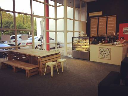 Incredible opportunity to own your own cafe!