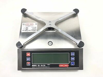 Torrey Eq-1020 Electronic Scale Rechargeable Battery
