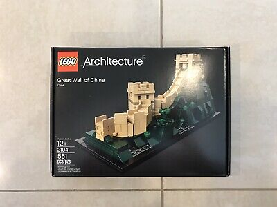Lego 21041 Architecture Great Wall of China brand new and sealed free shipping