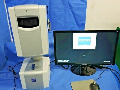 Carl Zeiss Vision Rv Terminal Centering System I-terminal With Led Lcd Monitor