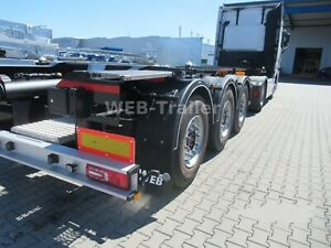 Web-Trailer COS-24  Tankcontainer-Chassis QSTE 690