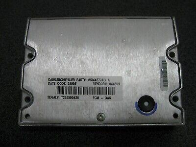NEW GENUINE MOPAR BODY CONTROL MODULE (PN (2005 Chrysler Town And Country Body Control Module)