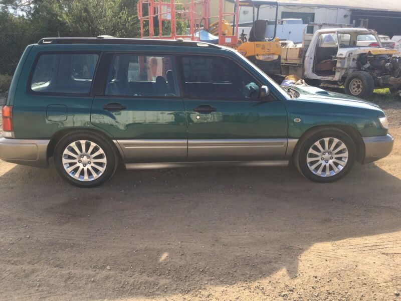 99 Gt Forester Windsor Hawkesbury Area Image 2