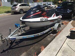 Yamaha XLT1200 Waverunner Jet Ski Sans Souci Rockdale Area Preview