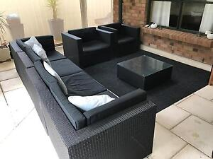 Wicked lounge - multi configurable 7 piece - Outdoor Furniture St Agnes Tea Tree Gully Area Preview