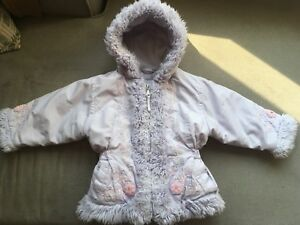 18-24m light purple winter jacket