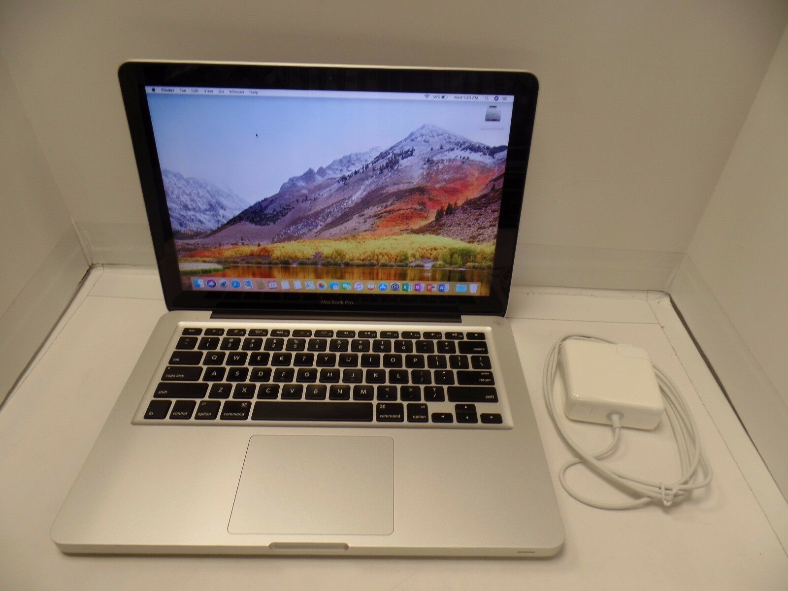MacBook Pro 13 Mid 2012 MD101LL/A 2.9GHz i7 8GB *Good Condition* Office 2016