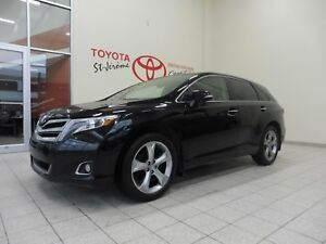 2016 Toyota Venza * LIMITED * 55 600 KM * CUIR * TOIT * GPS