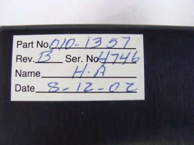 010-1357 DETECTOR ASSEMBLY 216 CHANNEL 2MM FOR HOLOGIC DELPHI A BONE DENSITY