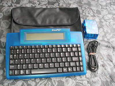One Quickpad Word Processor H45 Technolog Usb Receiver