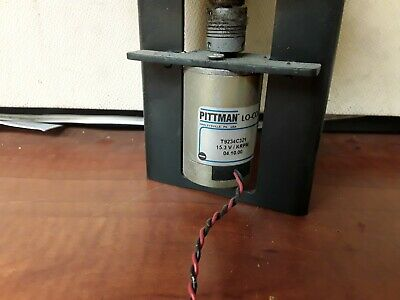 Pittman Lo-cog T9234c321 Ratio Motor