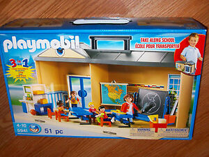 Playmobil-5941-Take-Along-School-3-in-1-Playset-with-51-Pieces