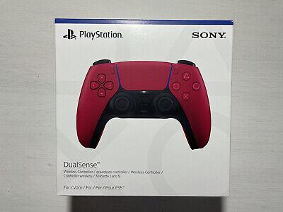 Sony PS5 DualSense Wireless Controller Cosmic Red Rot NEU Original PlayStation 5