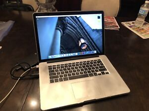 Macbook pro retina 16gb i7 ram